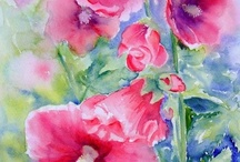 Art Watercolors Ideas / by Joan Schroeder