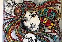 Art / by Thaís Do Carmo