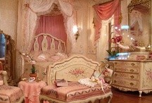 romantic decor- shabby chic & french country / by Anne Allshouse