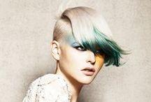 Hiustyylejä: lyhyet / #kauneus #hiukset #lyhyet #hair #pixie