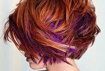Hiustyylejä: polkat / #kauneus #hiukset #polkka #hair #bob