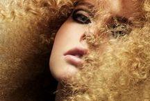 Hiustyylejä: kiharat / #kauneus #hiukset #kiharat #hair #curls #waves
