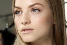 Meikkityylejä: luonnolliset / #kauneus #meikki #beauty #make-up #nude #natural