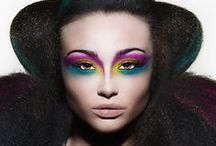 Meikkityylejä: vahvat / #kauneus #meikki #beauty #make-up