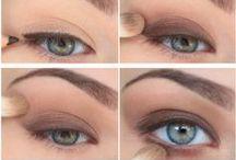 Tee-se-itse: meikkejä / #kauneus #teeseitse #tutorial #beauty #diy
