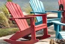 Outdoor Living on Cape Cod / Outdoor Living #CapeCod