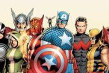Uncanny Avengers / Avengers + X-Men.