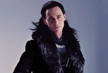 Loki/Tom Hiddleston