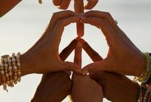 Peace and love / Peace and love
