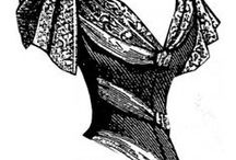Historical Clothing Patterns / This is the range of Historical Clothing Patterns you can find at VenaCavaDesign.biz