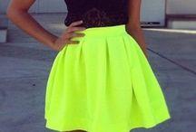 Skirts / Faldas