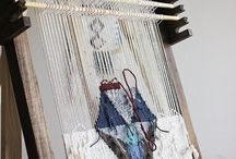 WEAVING / Weben, WEAVING, textile woven patterns