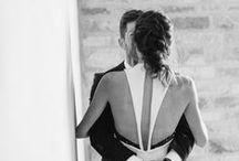 Minimal & Modern Wedding / A few highlights from our wedding in June 2014