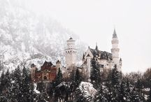 Castles & Chateaus / There are some castles and chateaus that put Disney to shame