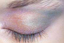 make up haare haut