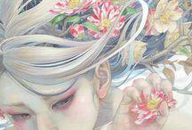 art - illustrations