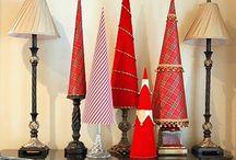 CHRISTMAS/ConeTrees / by Deborah Fuselier