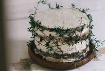 Natural Wedding Cakes