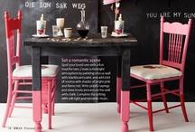 Stoelen / chairs