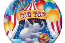 Circus Feest - Big Top Party / by Sisters in Wonderland