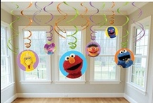Sesamstraat Feest - Sesame Street Party / by Sisters in Wonderland