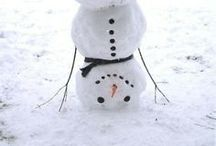 Snowmen / Jack Frost and friends