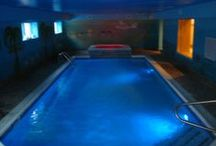 In-Door Pools / We design and install #pools for inside of your business establishment, hotel, or home.