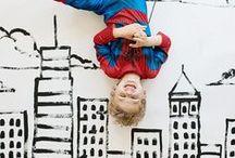 ♥ Fiestas infantiles ♥ / Ideas divertidas para celebrar las mejores fiestas infantiles :)