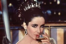 Miss Elizabeth Taylor... / Legend... / by Sue Shepherd
