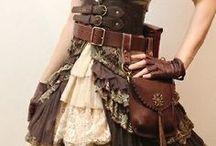 Costumes, historic dress
