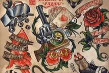 Old school tattoo ideas