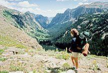 trekking / 自分の足で走破した時の心地よい疲れと達成感、充実した幸せを感じます❗️^ ^