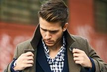 Semi-formal look for Guys - www.chicerman.com / Everything about how to dress to impress your Saturday night dates. Find out more at www.chicerman.com