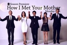 How I met your mother... Stuff / My favorite sitcom like ever