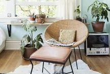 Home Sweet Home / Mes inspirations pour la maison! Ideas for home decoration