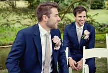The Wedding Grooms & Brides - www.chicerman.com / Wedding, grooms, groomsman, brides, bridesmaids. Everything grooms and brides need to know before walking down the aisle. Don't forget to check out our wedding suits at chicerman.com