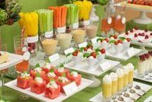 Présentation buffets