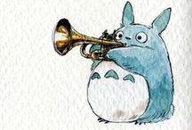 Totoro Mania / Autour de l'univers de Totoro, mascotte culte des studios japonais Ghibli!
