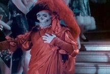 Phantom of the opera  / My remake of Phantom of the opera. Pinterest-style.