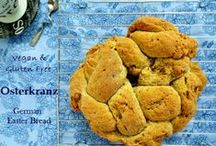 Gluten Free Breads and Baked Goods / GF bread, muffins, rolls, wraps, pizza, buns, etc