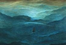 sea / by Gary Lathrop