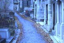 Cementery / by Petra Budel van Hemert