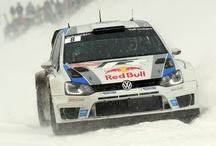 VW Polo WRC Rally 2013 / Volkswagen: potenza e passione in città e in ambito raging.