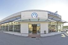 Scarabel SpA / Alcuni scatti della nostra sede di Padova. Siamo a tua disposizione con Area Vendita, Servizio Assistenza, Centro Revisioni e Magazzino Ricambi per i brand Volkswagen e Audi. ..e anche per un caffè! Ti aspettiamo.