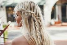 H A I R / Hair hairstyle cheveux coiffure coiffures
