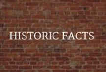 Fun History Facts / We learn something new or fun about history every day.  / by World Treasures