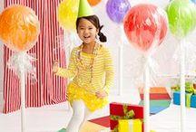Kids - Parties / Ideas / Crafts