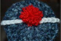 Innocent Smoothie Hat - Bonnet 2013 / Bonnets innocent crochetés et tricotés en 2013 #innocent #smoothie #hat #bonnet #hook #crochet #tricot #knit