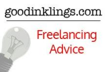 Freelancing Advice / Are you a newbie freelancer? Here's advice that help you get started. #freelancer #business #freelance