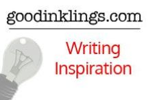 Writing Inspiration / Sometimes we just need some inspiration. #writing #inspiration